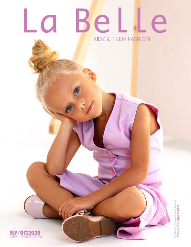 View La Belle SEP/OCT 2020 - International Edition by La Belle Kidz