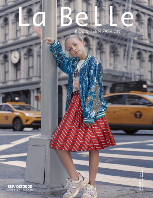 View La Belle SEP/OCT 2020 - USA Edition by La Belle Kidz