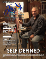 Joy of Medina County Magazine October 2020 book cover