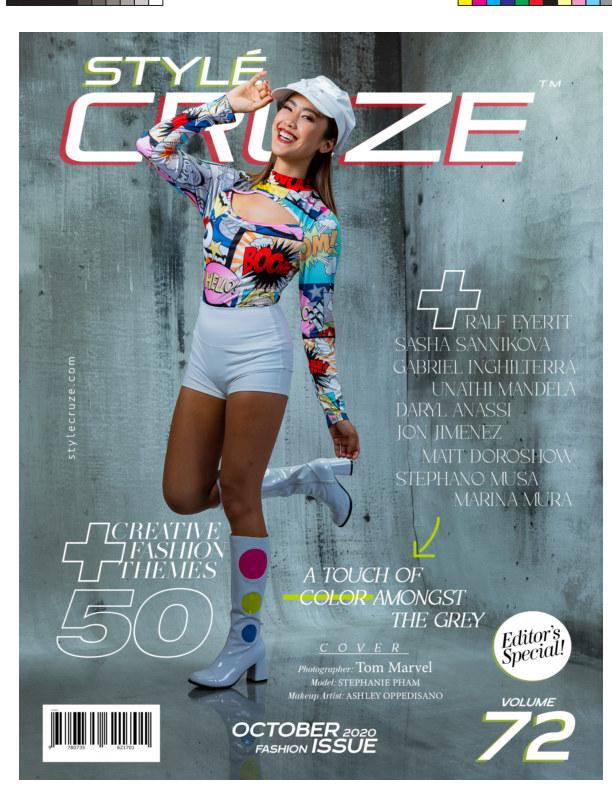 View OCTOBER 2020 Issue (Vol: 72) | STYLÉCRUZE Magazine by Divyesh Pillarisetty