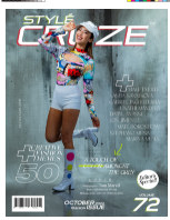 OCTOBER 2020 Issue (Vol: 72) | STYLÉCRUZE Magazine book cover