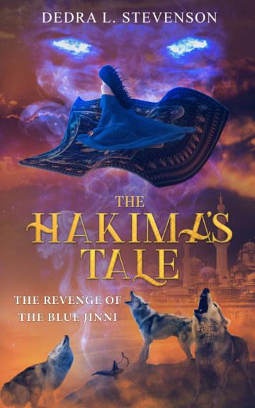View The Revenge of the Blue Jinni by Dedra L. Stevenson