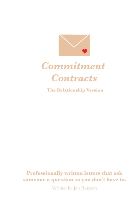View Commitment Contracts by Jon Ransom