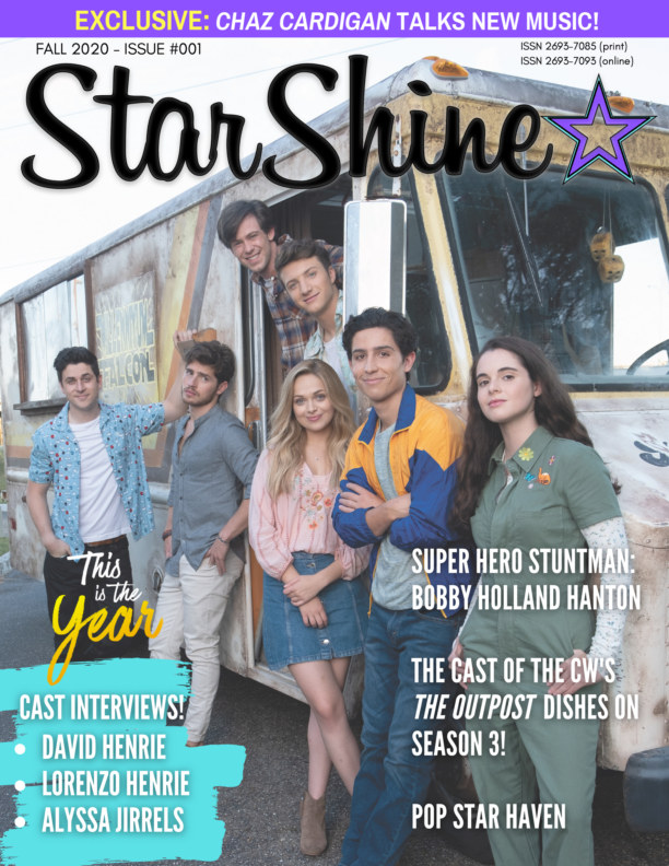 View StarShine Magazine * Fall 2020/Issue 001 by StarShine Magazine