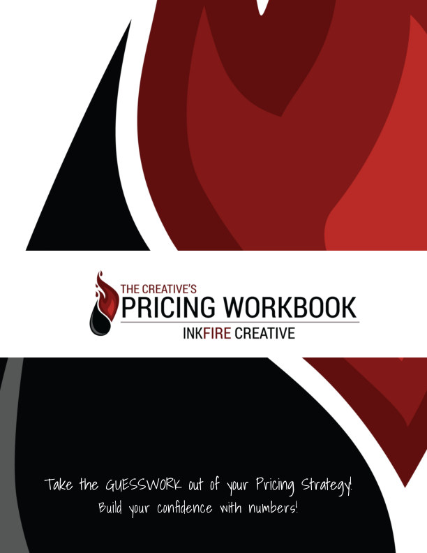 View The Creative's Pricing Workbook by Amanda Umberger