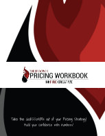 The Creative's Pricing Workbook book cover