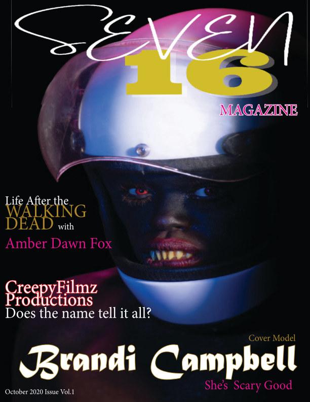View Seven 16 Magazine by Tequilla DeVaughn