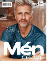 OCTOBER 2020 Issue (Vol: 12) | MEN CRUZE Magazine book cover