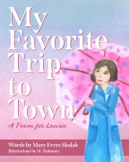 My Favorite Trip to Town book cover