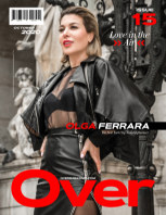 OCTOBER 2020 Issue (Vol – 15) | OVER Magazines book cover