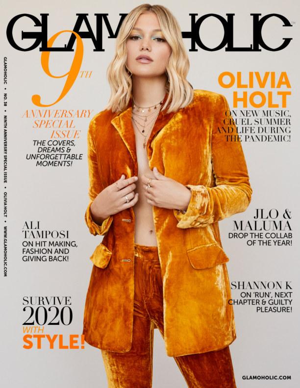 View Glamoholic - Issue #38 by Glamoholic Magazine