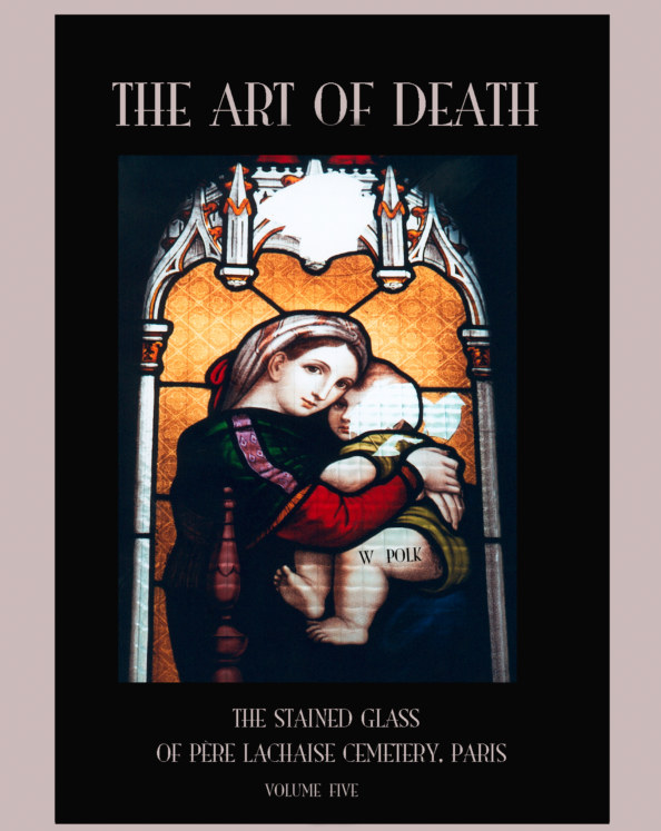 View The Art of Death Volume 5 by William Polk