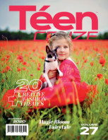 OCTOBER 2020 Issue (Vol: 27) | TÉENCRUZE Magazine book cover