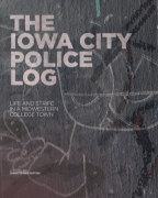The Iowa City Police Log book cover
