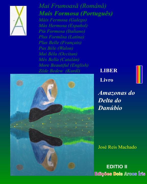 View MAI FRUMOASA Liber I (2.ª edição) by José Reis Machado