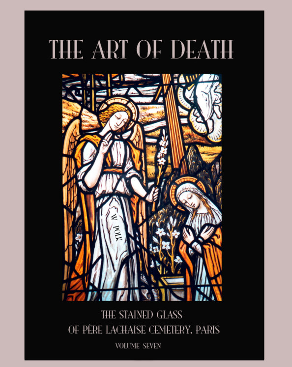 View The Art of Death Volume 7 by William Polk