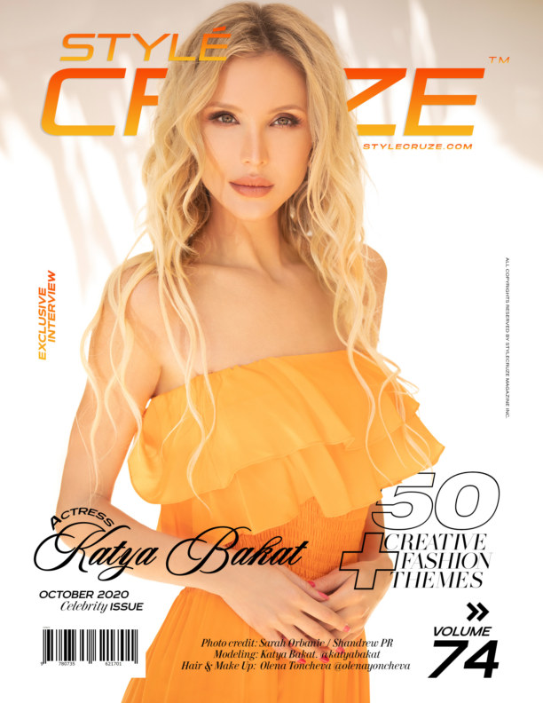 View OCTOBER 2020 Issue (Vol: 74) | STYLÉCRUZE Magazine by Divyesh Pillarisetty