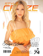 OCTOBER 2020 Issue (Vol: 74) | STYLÉCRUZE Magazine book cover