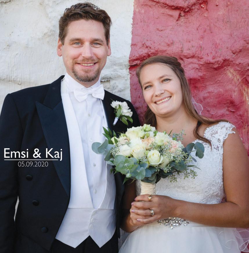 View Emsi and Kaj Wedding Album 05.09.2020 by Rob Watklns