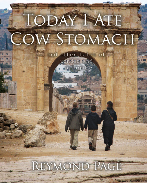 View Today I Ate Cow Stomach (Ed. 9 Economy Colour) by Reymond Pagé