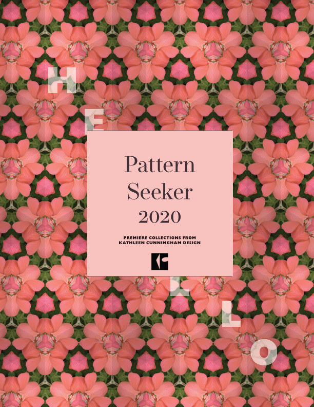 View Pattern Seeker 2020 by Kathleen Cunningham