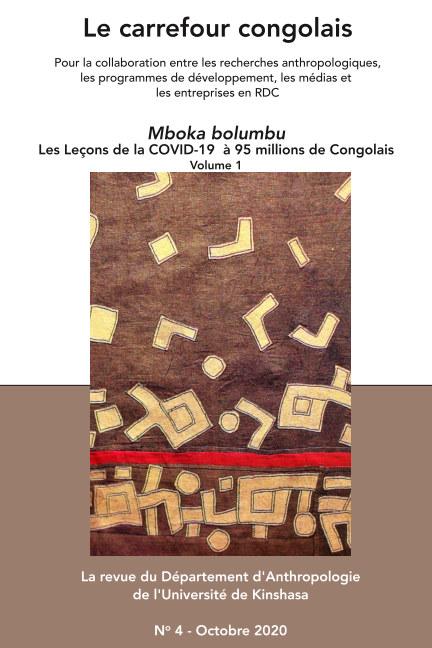 View Le Carrefour Congolais 4 by prof. Julie Ndaya Tshiteku ed.