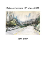 Between borders 16th March 2020 book cover