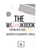 The Wherkbook: Tapping Into Your Magic book cover