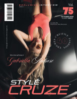OCTOBER 2020 Issue (Vol: 75) | STYLÉCRUZE Magazine book cover