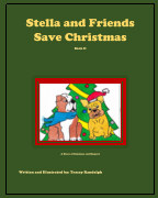 Stella and Friends Save Christmas book cover