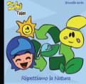 Zuby Tales - Rispettiamo la Natura book cover