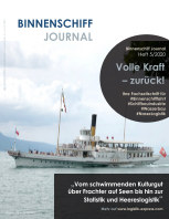 Binnenschiff Journal 5/2020 book cover