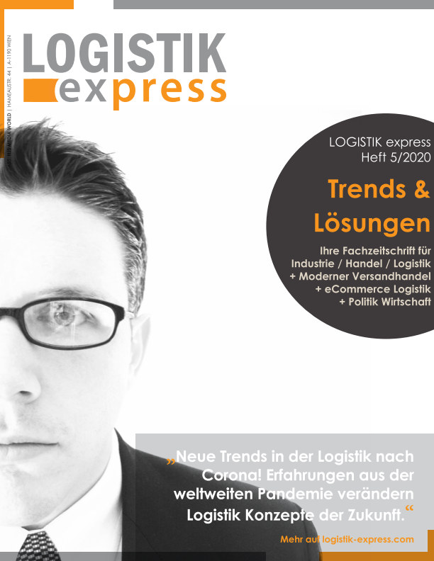 View LOGISTIK express Journal 5/2020 by HJS Media World
