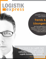 LOGISTIK express Journal 5/2020 book cover