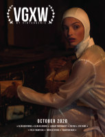 VGXW Magazine - October 2020 book cover