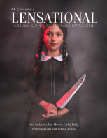 LENSATIONAL Model and Photographer Magazine #64 Issue | Halloween II - October 2020 book cover