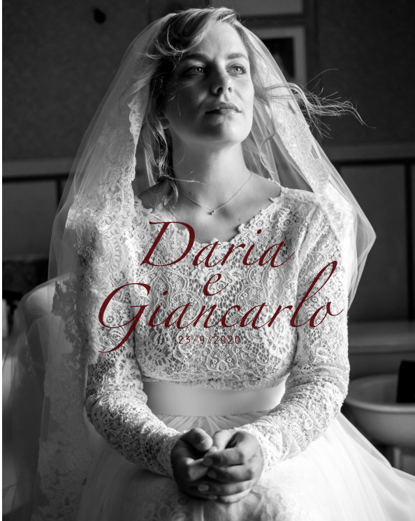 View Daria e Giancarlo by Umberto Agnello