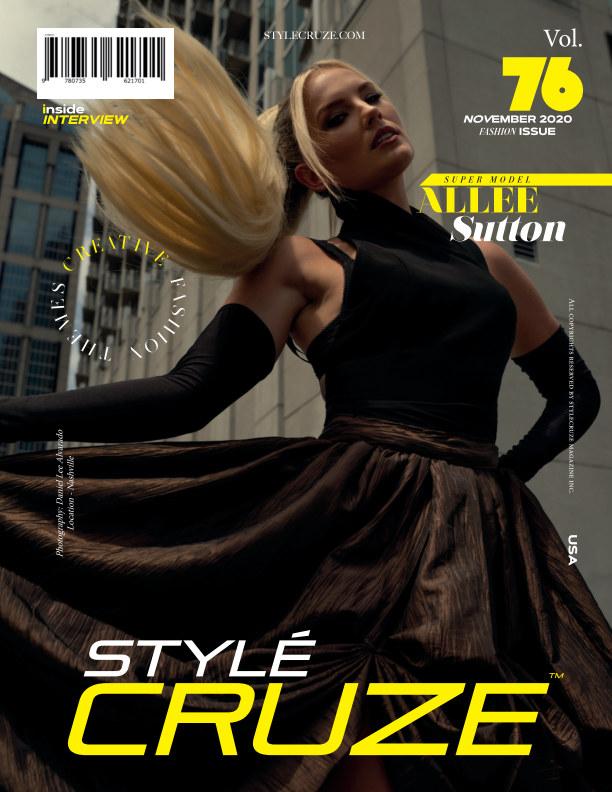 View NOVEMBER 2020 Issue (Vol: 76) | STYLÉCRUZE Magazine by Divyesh Pillarisetty