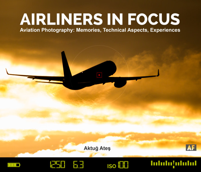 View Airliners in Focus by Aktug Atesh