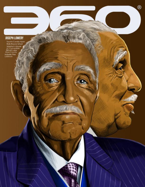 View Joseph Lowery by 360 Magazine