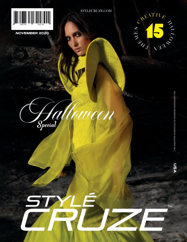 View NOVEMBER 2020 (Halloween Issue) | STYLÉCRUZE Magazine by Divyesh Pillarisetty