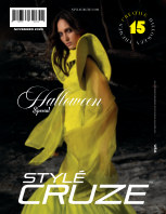 NOVEMBER 2020 (Halloween Issue) | STYLÉCRUZE Magazine book cover