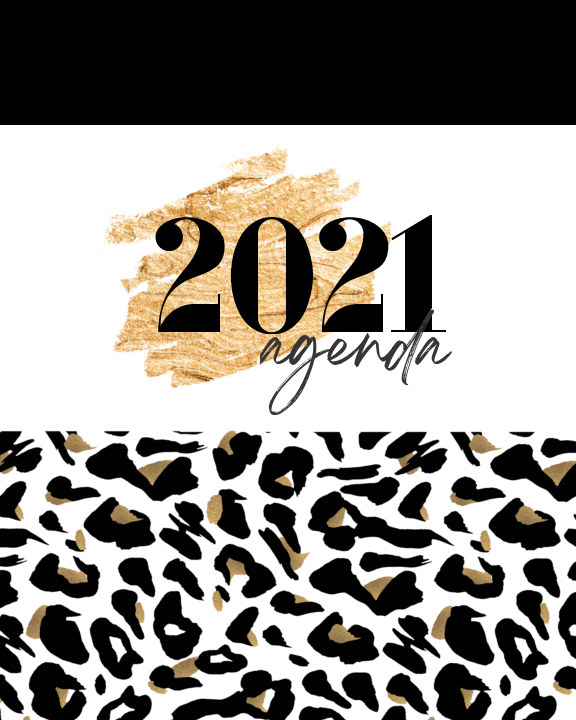 View Planner (Arbonne) - 2021 (Joy Multi Nation) by Bobbie Tsinkorang