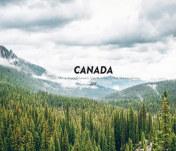 West Canada - A Photo Book book cover