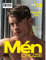 NOVEMBER 2020 Issue (Vol: 13) | MEN CRUZE Magazine book cover