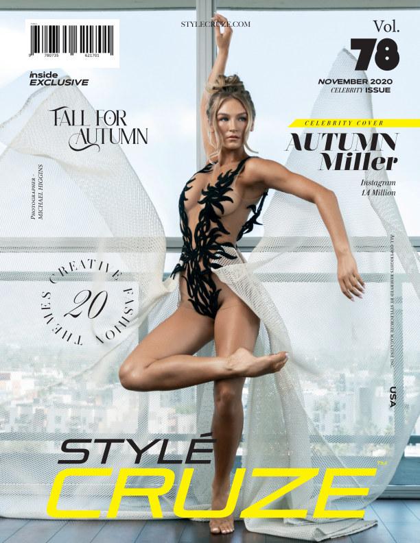 View NOVEMBER 2020 Issue (Vol: 78) | STYLÉCRUZE Magazine by Divyesh Pillarisetty