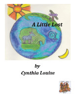 A Little Lost book cover