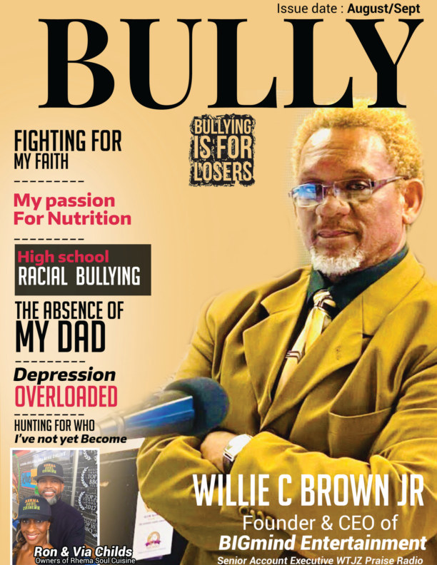 View Bully Magazine August ~ Sept Issue by Kimberly and  Warren Griffin