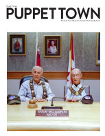 Puppet Town book cover