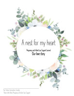 A Nest For My Heart - Pregnancy and Infant Loss Journal book cover